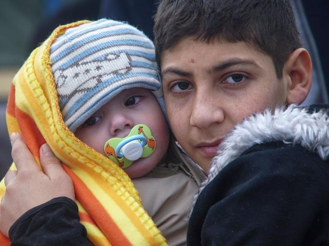 refugee children child-refugee1