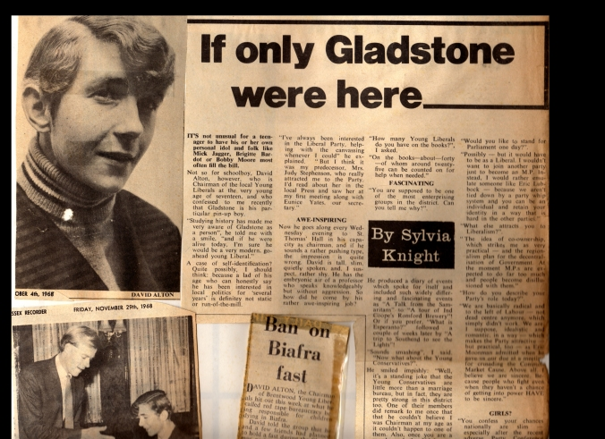 1968 Interview with Brentwood Gazette-  If Only Gladstone Was Here .jpg