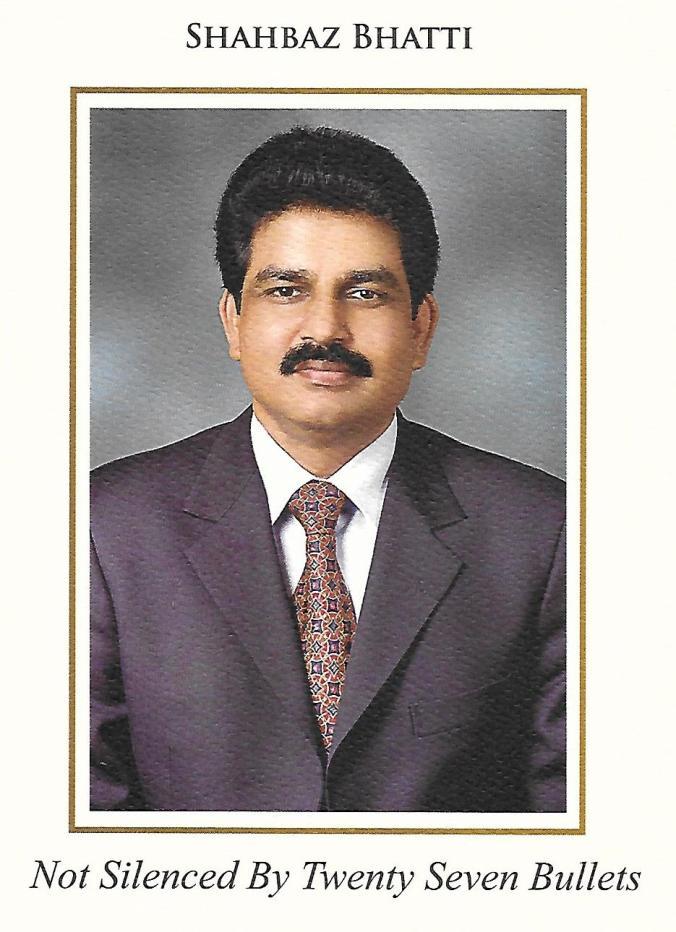 Shahbaz Bhatti 1