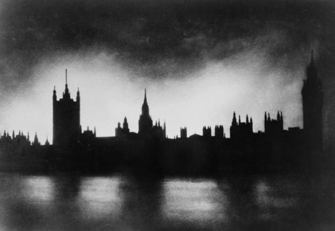 westminster bombed during world war 2