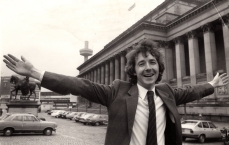 1979 - The Morning After The Night Before - celebration at Liverpool's St.George's Hall of a record swing of 32.4% and 64% of the vote-1008