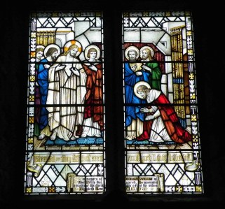St.Mary's stained glass
