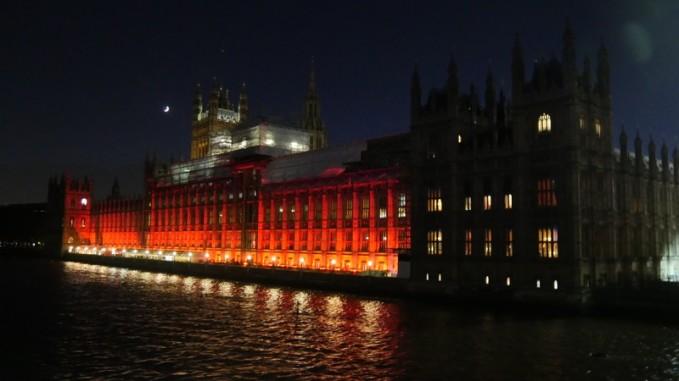 Parliament Red Wednesday 22 Nov 2017