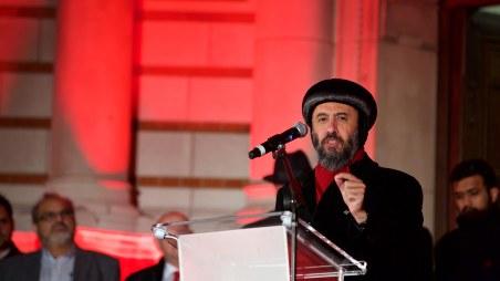 Red Wednesday 2017 Coptic Orthodox Bishop Angaelos of London2