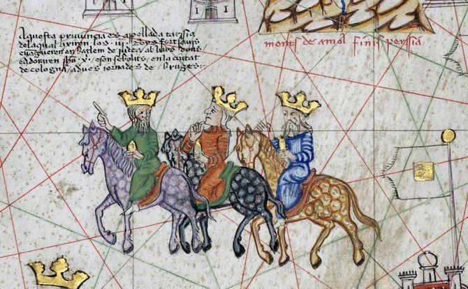 GIS 3 Kings