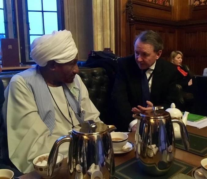 Sudan's Imam al-Sadiq al-Mahdi