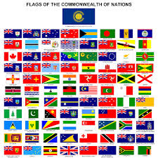 commonwealth countries' flags