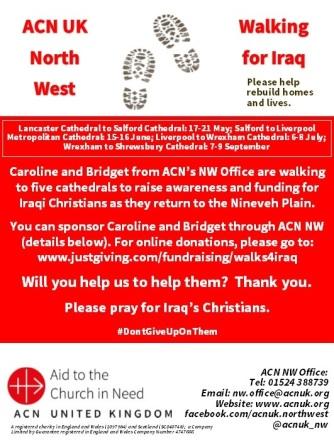 ACN Walks for Iraq