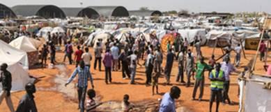 South Sudan's refugees