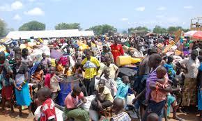 Uganda's Bidi Bidi refugee camp