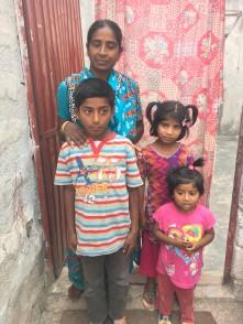 Pakistan colony shanty town 1
