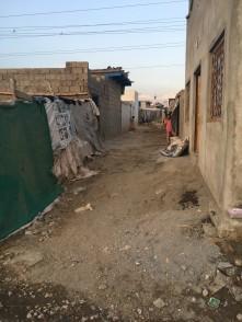Pakistan colony shanty town 2