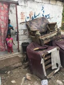 Pakistan colony shanty town 3