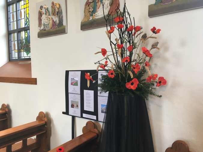 St.Peter and St.Paul Ribchester Armistice (2) 2018