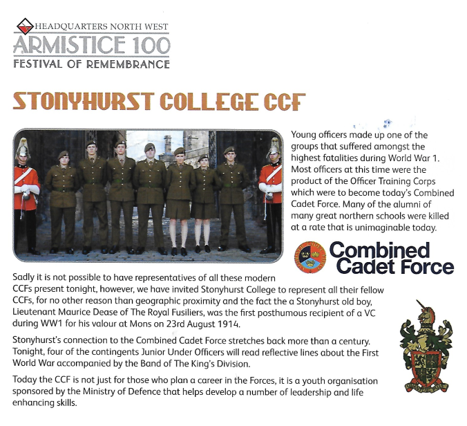 Stonyhurst College and Armistice Commemoration Preston Guild Hall 2018 .pdf.png
