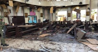 philippines cathedral bombing 1