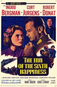 The Inn of The Sixth Happiness - Gladys Aylward was no Ingrid Bergman