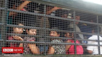 pakistani christian refugees