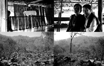 1998 Burma Border in the Karen refugee camps 11