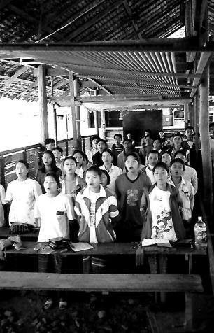 1998 Burma Border in the Karen refugee camps 15