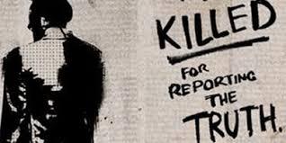 Journaliststs killed