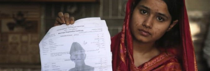 Pakistan China Brides