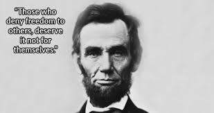 Free speech Lincoln