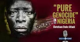 genocide in nigeria