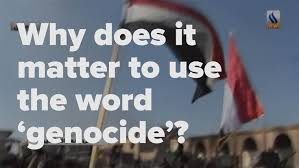 genocide why it matters to use the word
