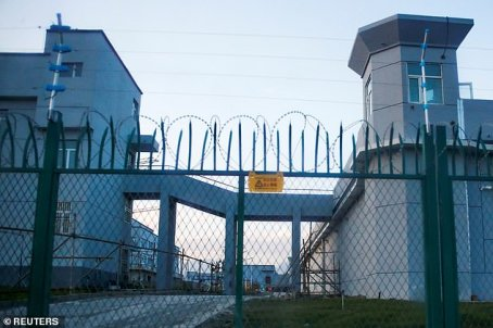 Uighur camps