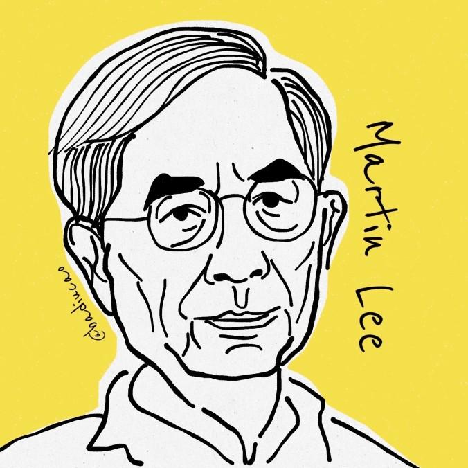 Martin Lee sketch