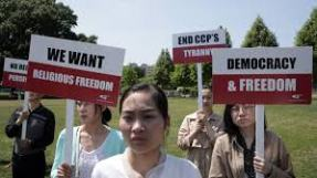 China and religious freedom