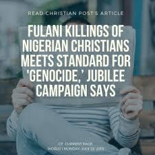 Nigeria Genocide