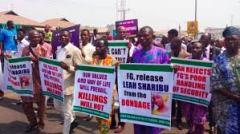 Nigeria Leah Sharibu